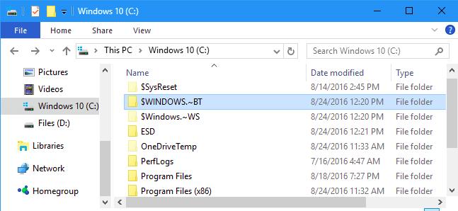 $windows. bt