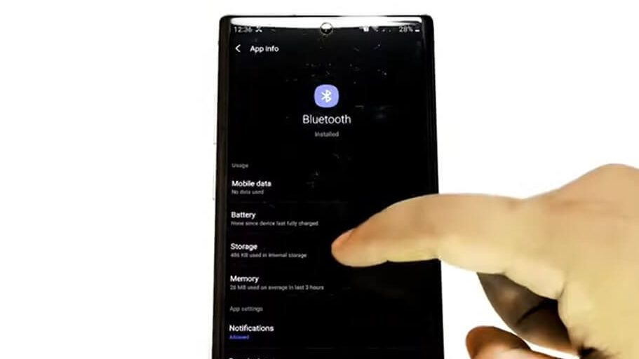 Bluetooth Won't Connect Android